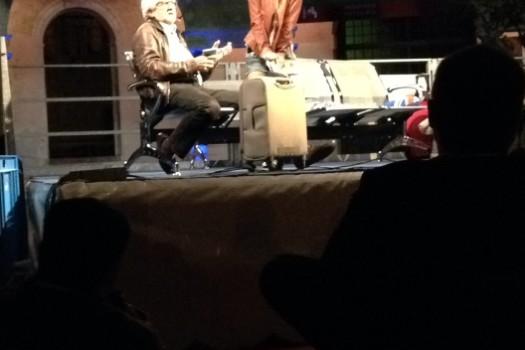 Beppe Severgnini molla la penna e diventa attore a Festivaletteratura