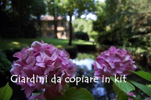 Giardini da copiare in kit