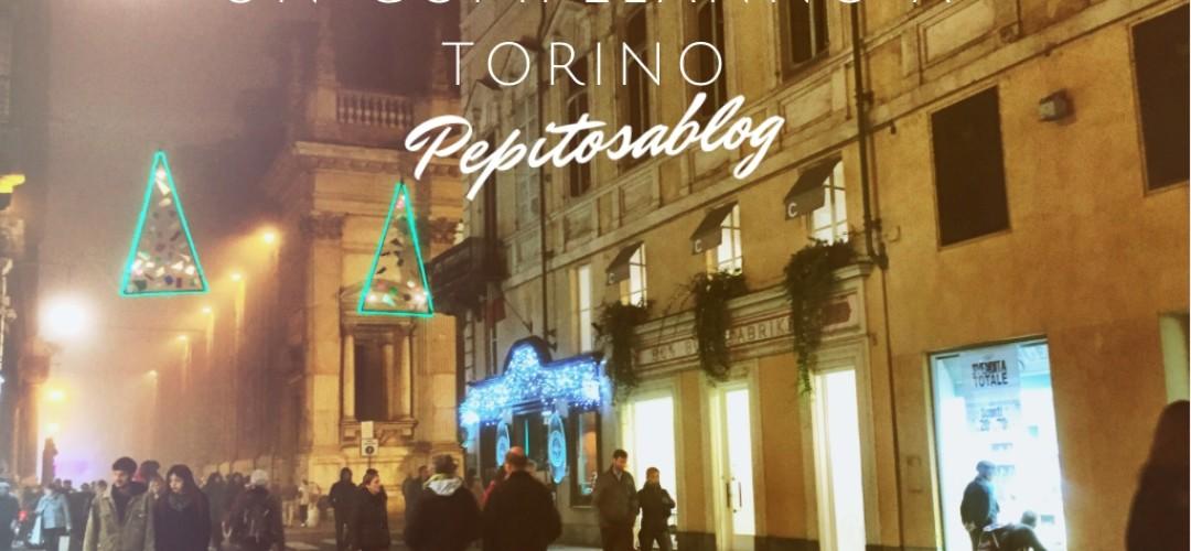 Tutta Torino per il mio compleanno