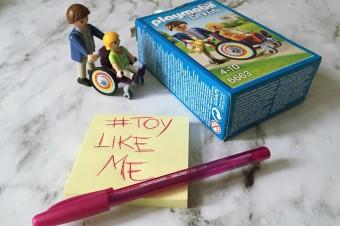 Barbie, Playmobil e Lego puntano sull'handicap