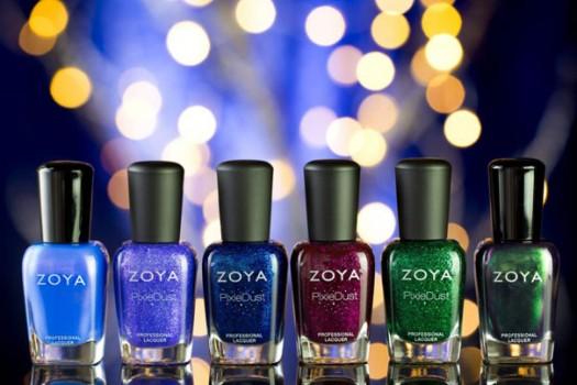 Smalti per unghie: le nuance per le feste di Natale 2016
