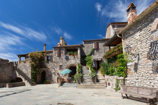 Visitare i 10 borghi italiani più social