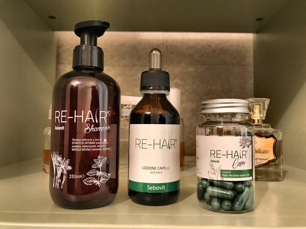 re-hair