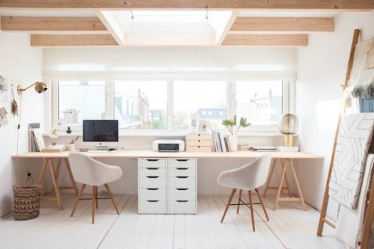 Un nuovo workspace è ossigeno mentale