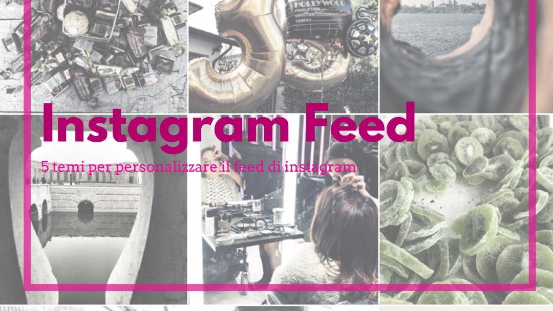 Instagram Feed