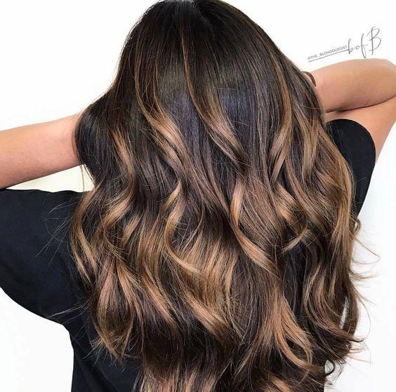 I colori dei capelli Autunno-Inverno 2017-2018  ea3ffe81f8a2