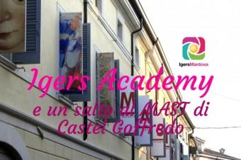 Igers academy e un salto al Mast di Castel Goffredo