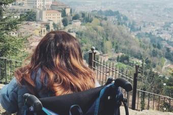 Bergamo, visitare la città in carrozzina
