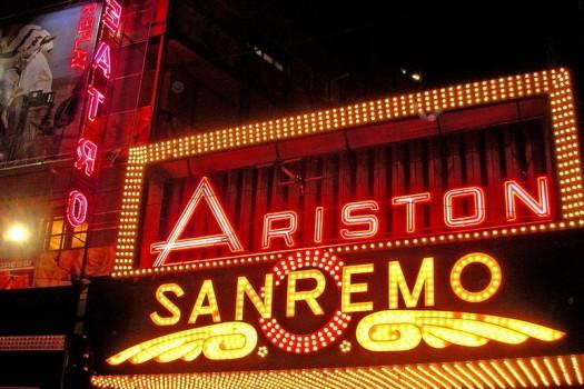 Festival di Sanremo   mi siedo al Festival e ascolto